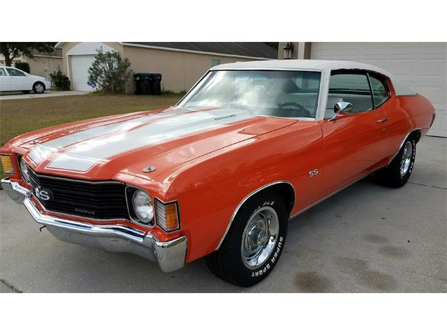 1972 Chevrolet Chevelle | 927029