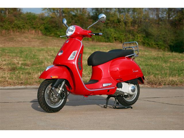 2007 Vespa Scooter | 927030