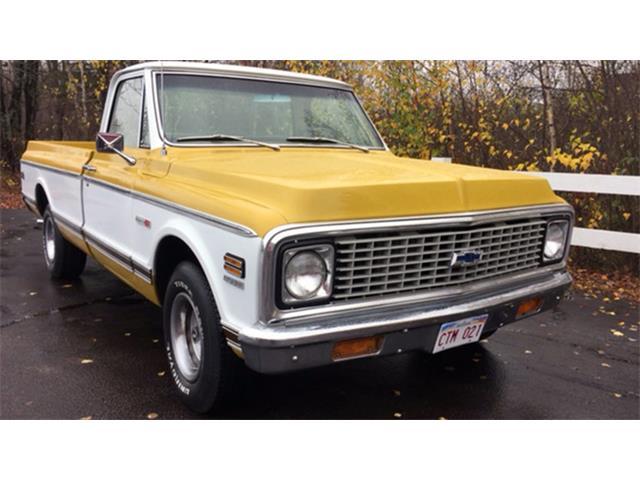 1972 Chevrolet C/K 10 | 927031