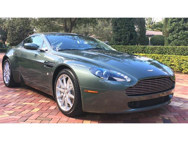 2007 Aston Martin Vantage | 927032