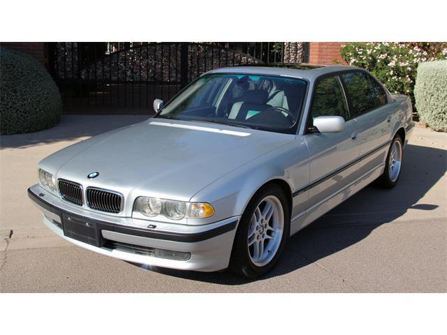 2001 BMW 740i | 927036