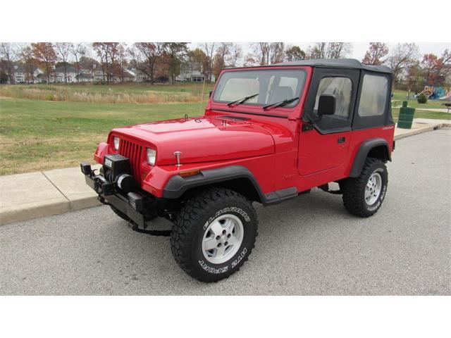 1993 Jeep Wrangler | 927039