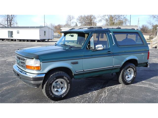 1996 Ford Bronco | 927042