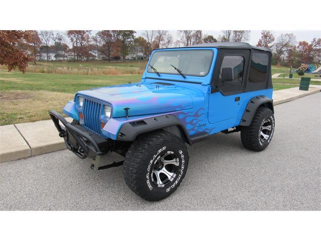 1995 Jeep Wrangler | 927043