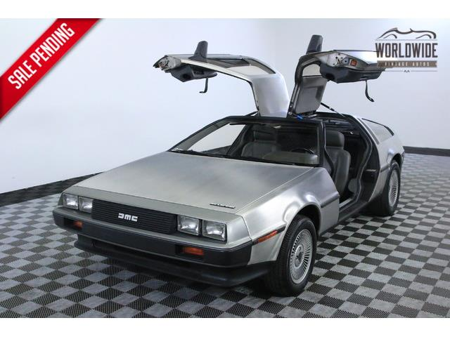 1982 DeLorean DMC-12 | 927046