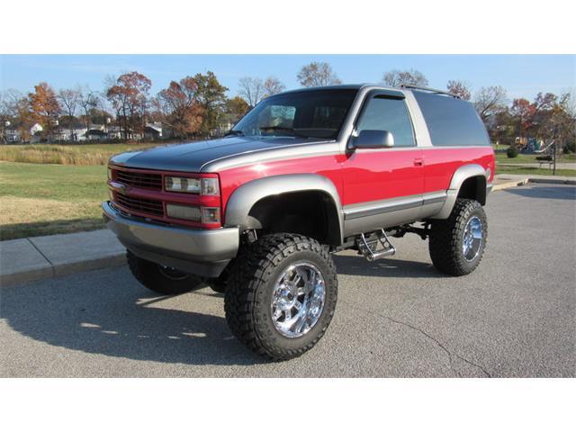 1995 Chevrolet Tahoe | 927047