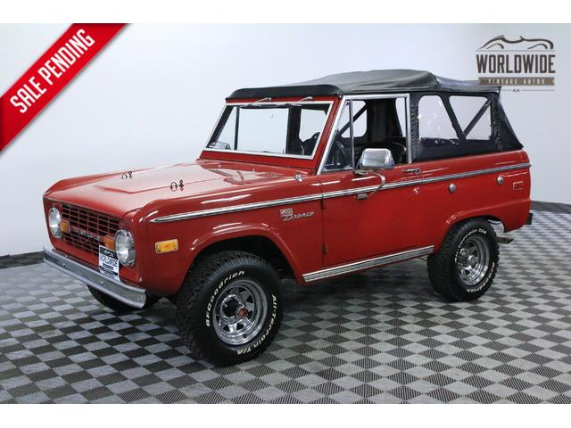 1973 Ford Bronco | 927052
