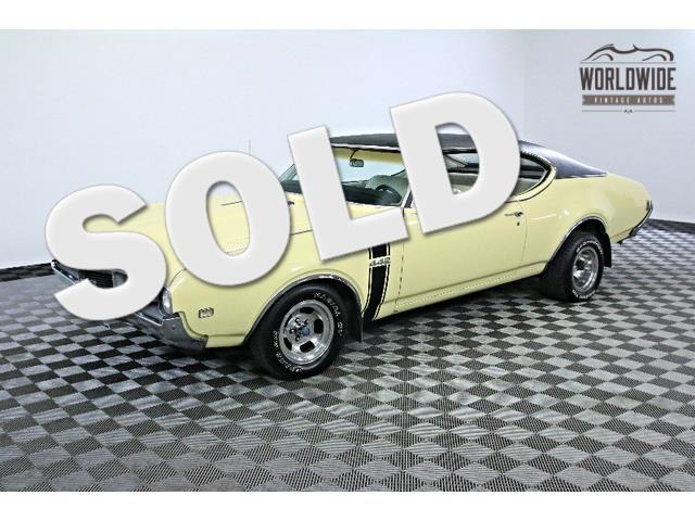 1968 Oldsmobile 442 | 927058