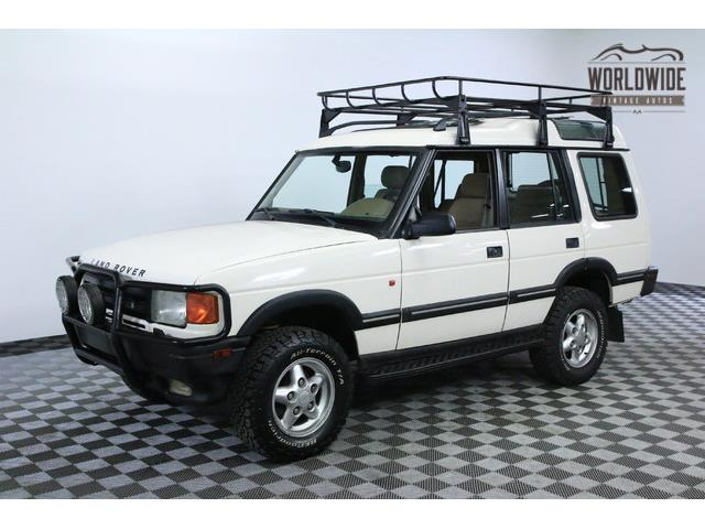 Classic Land Rover For Sale On Classiccars Com 92 Available