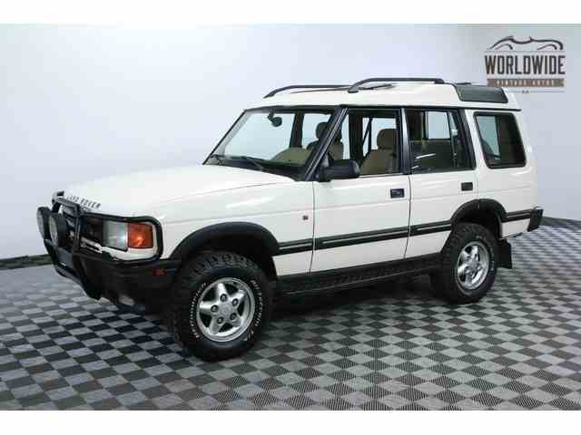 1996 Land Rover Discovery | 927059