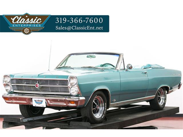 1966 Ford Fairlane 500 XL | 927128