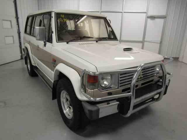 1989 Mitsubishi Pajero | 920713