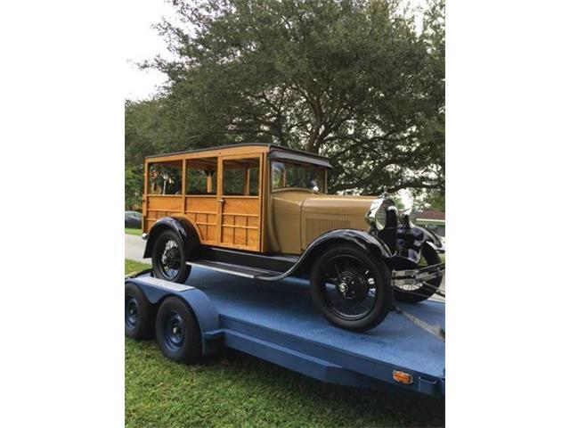 1929 Ford Model A Depot Hack | 927132