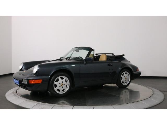 1990 Porsche 911 Carrera | 927133