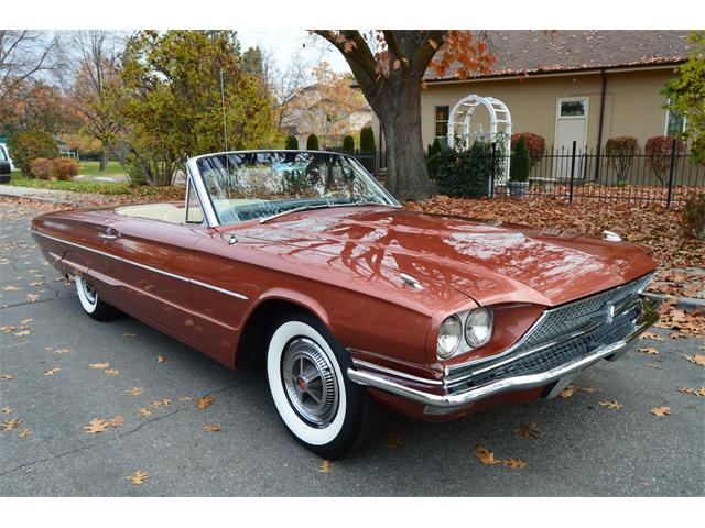 1966 Ford Thunderbird | 927136