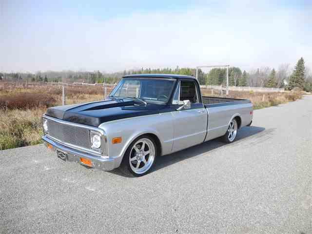 1972 Chevrolet C/K 10 | 927137