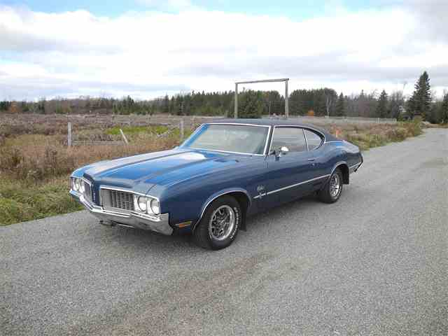 1970 Oldsmobile Cutlass | 927140
