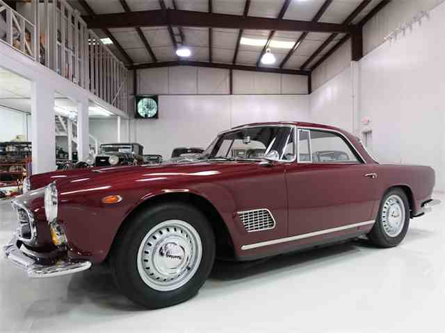 1960 Maserati 3500GT by Touring | 927141