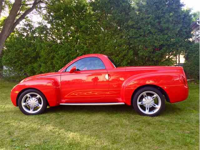 2004 Chevrolet SSR | 927146