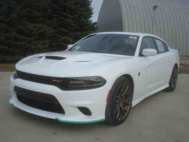 2017 Dodge Charger SRT Hellcat | 927150