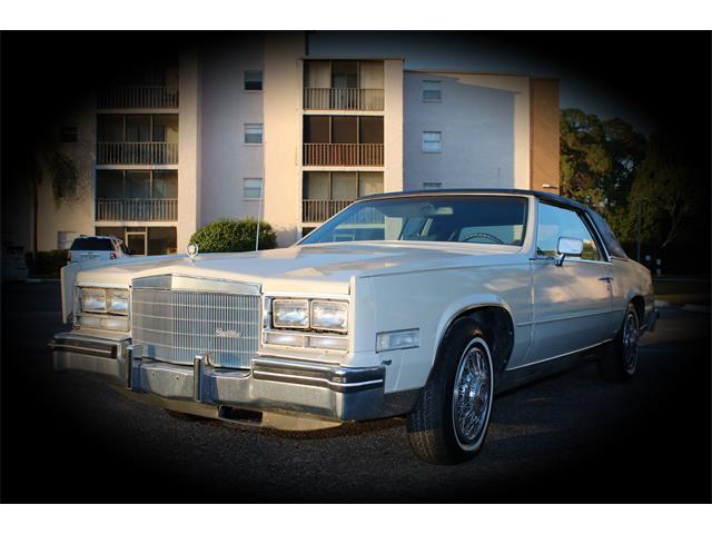 1984 Cadillac Eldorado | 927156