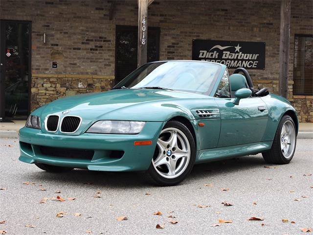 1998 BMW M Coupe | 927174