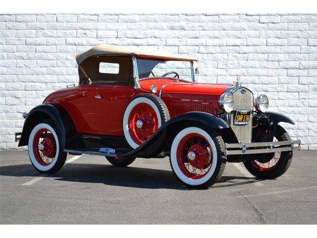 1930 Ford Model A | 927177