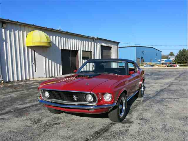 1969 Ford Mustang | 927185