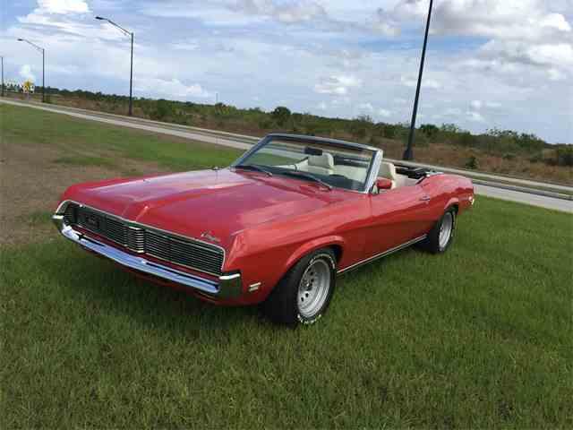 1969 Mercury Cougar | 927186