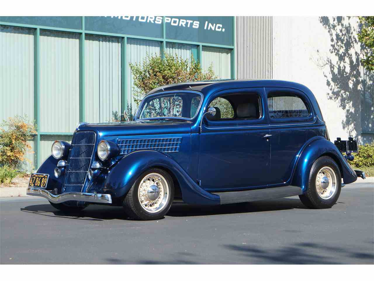 1935 Ford Slantback Coupe For Sale Classiccars Com Cc