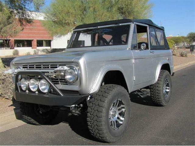 1969 Ford Bronco | 927196