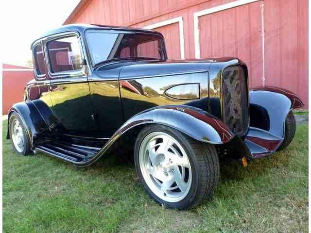 1932 FORD 5 WINDOW CUSTOM COUPE | 927199
