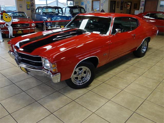 1971 Chevrolet Chevelle   927206