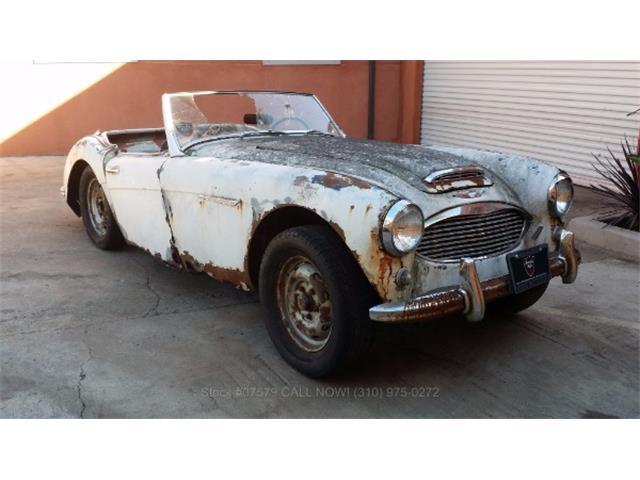 1957 Austin-Healey 100-6 | 927208