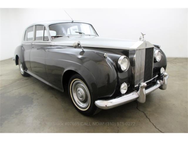 1958 Rolls Royce Silver Cloud I   927210