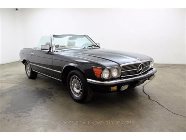 Classic mercedes benz 500sl for sale on for Find mercedes benz for sale