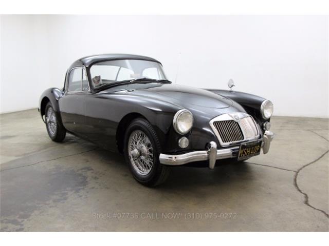 1960 MG Antique   927212