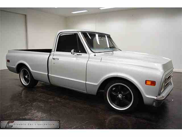 1970 Chevrolet C/K 10 | 927215