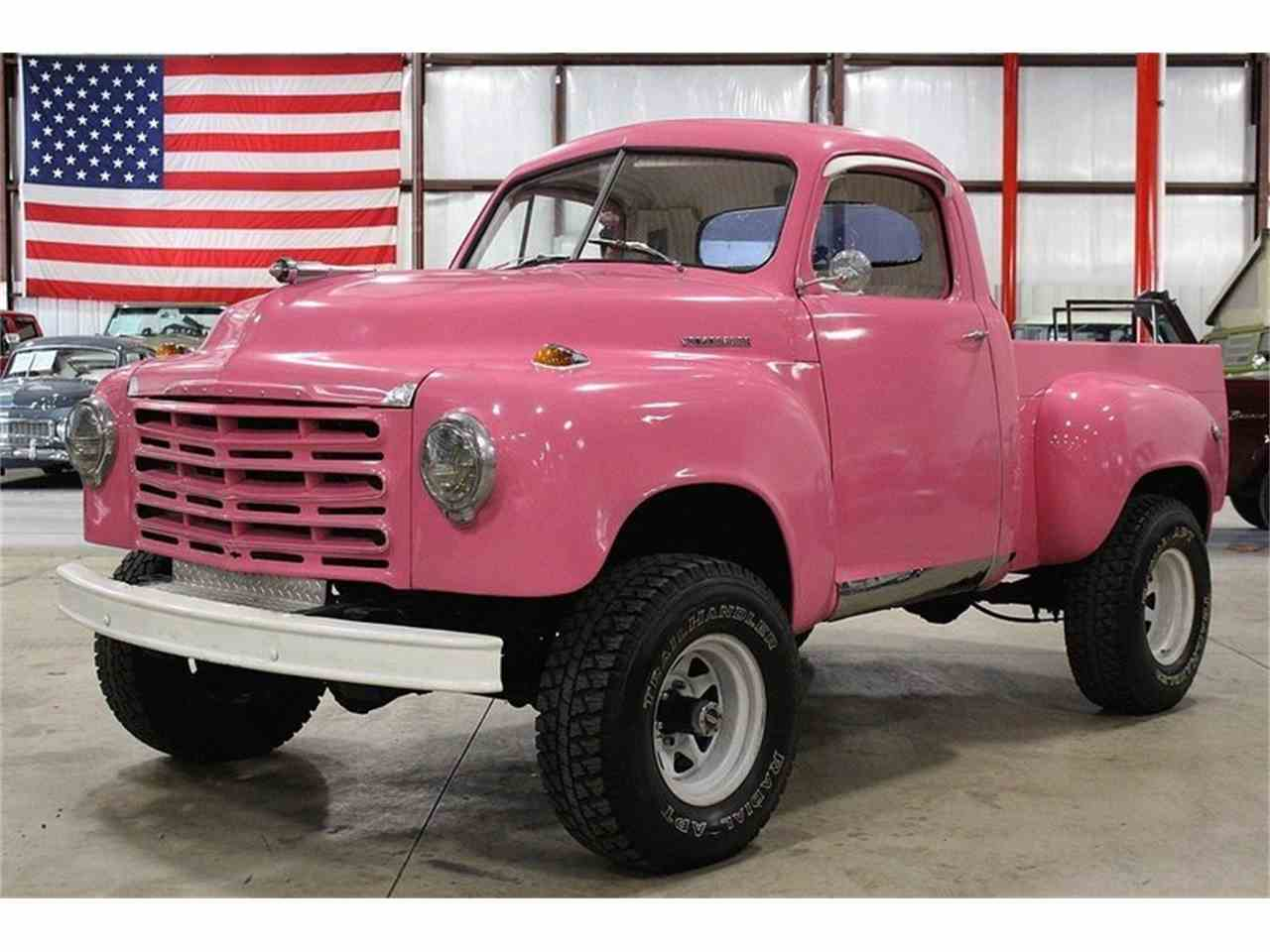 Large Picture of '49 2R 5 PickUp - JVG2