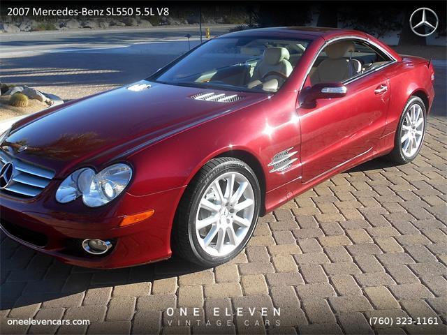 2007 Mercedes-Benz SL550 5.5L V8 | 927219