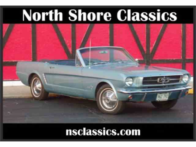 1965 Ford Mustang | 927225
