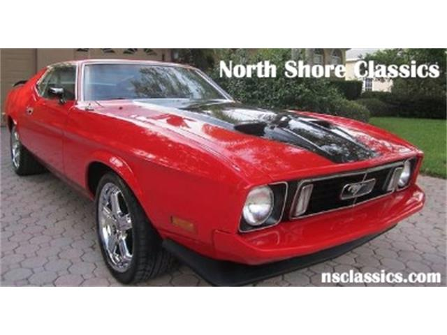 1973 Ford Mustang   927226