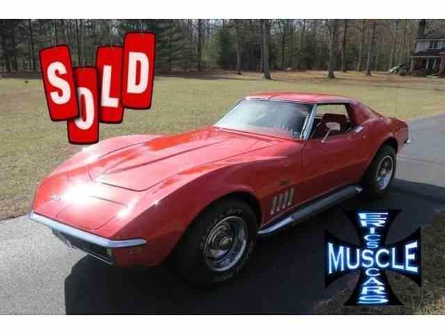 1969 Chevrolet Corvette | 927235
