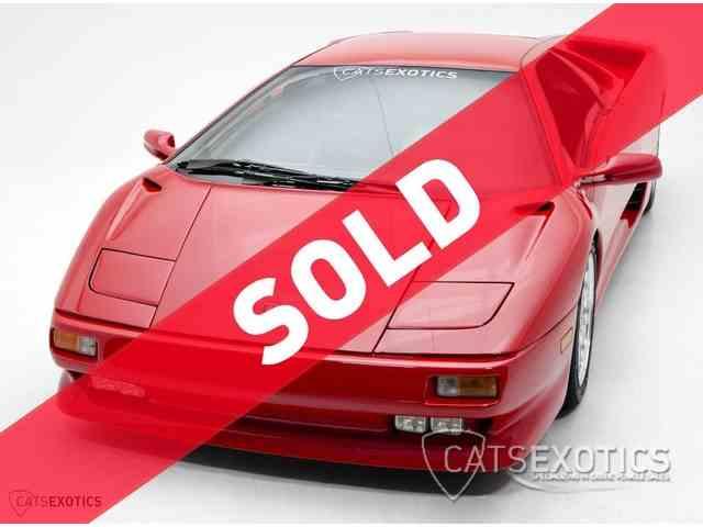 1991 Lamborghini Diablo | 927236