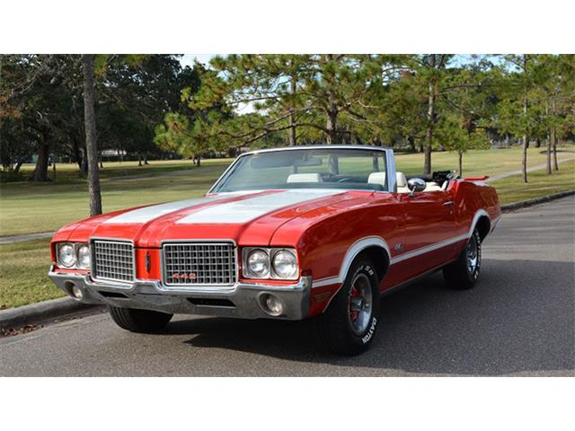 1972 Oldsmobile Cutlass | 927243
