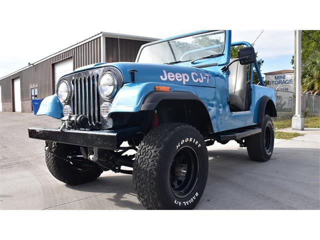 1982 Jeep CJ7 | 927248