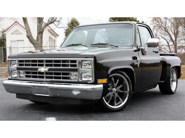 1986 Chevrolet C/K 10 | 927250