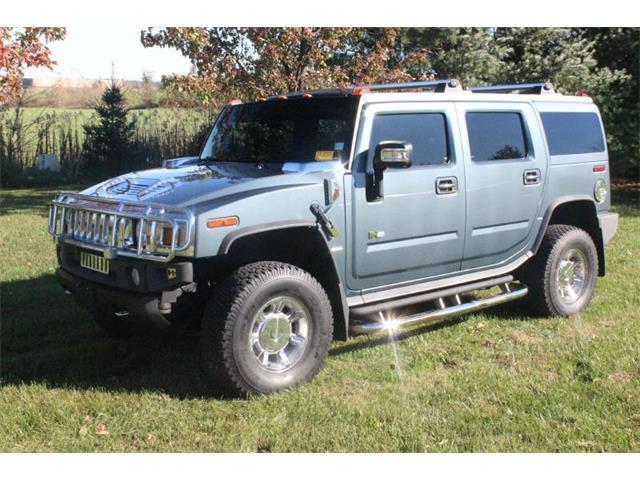 2005 Hummer H2 | 927254