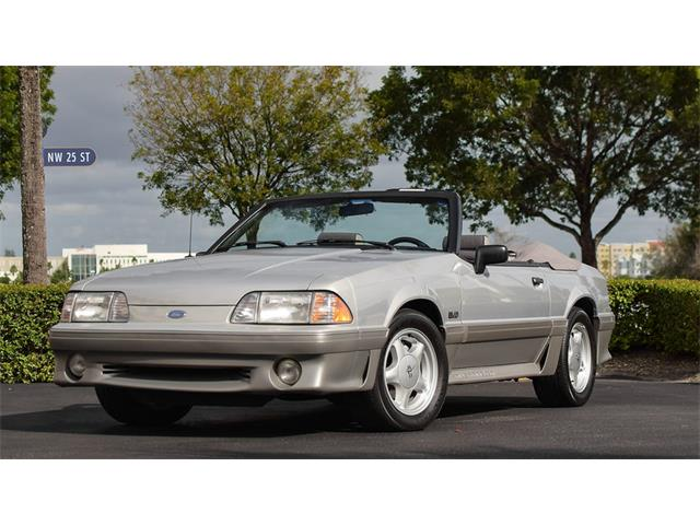 1991 Ford Mustang GT | 927255