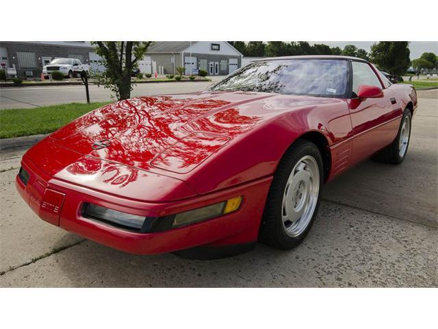 1991 Chevrolet Corvette | 927257